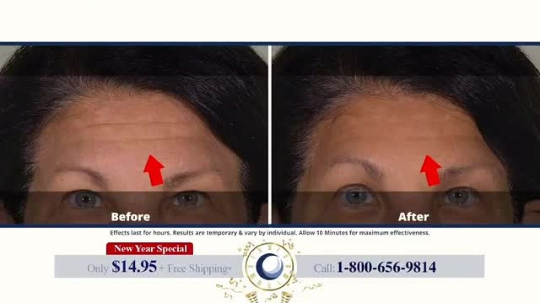 Plexaderm Skincare New Year Special TV Commercial Ad, Take Action $14 95