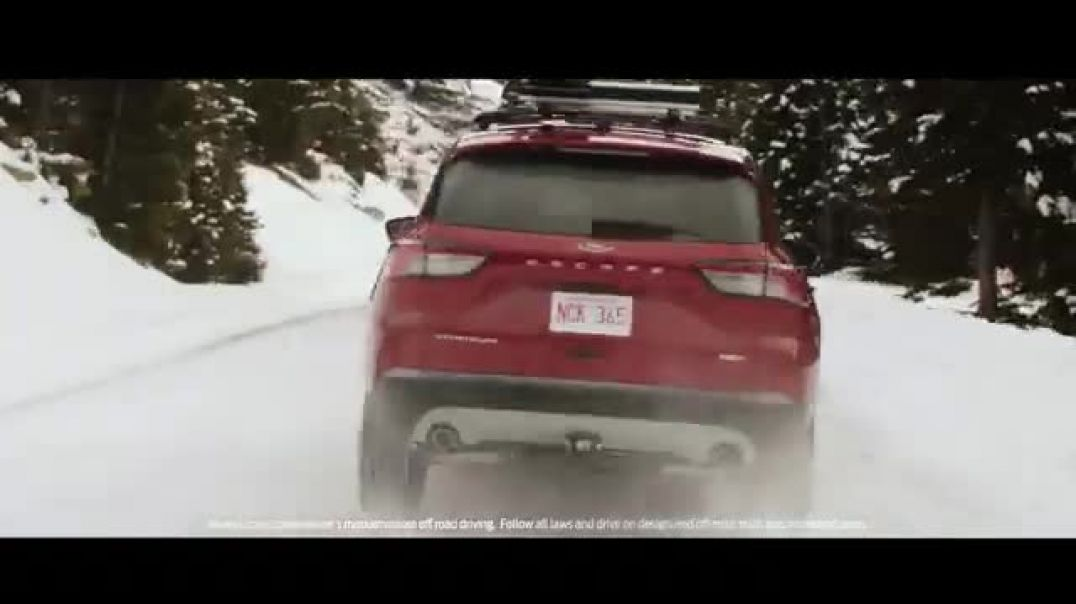 Ford TV Commercial Ad, Drive It Like a Snowplow Song by Lance Harvill