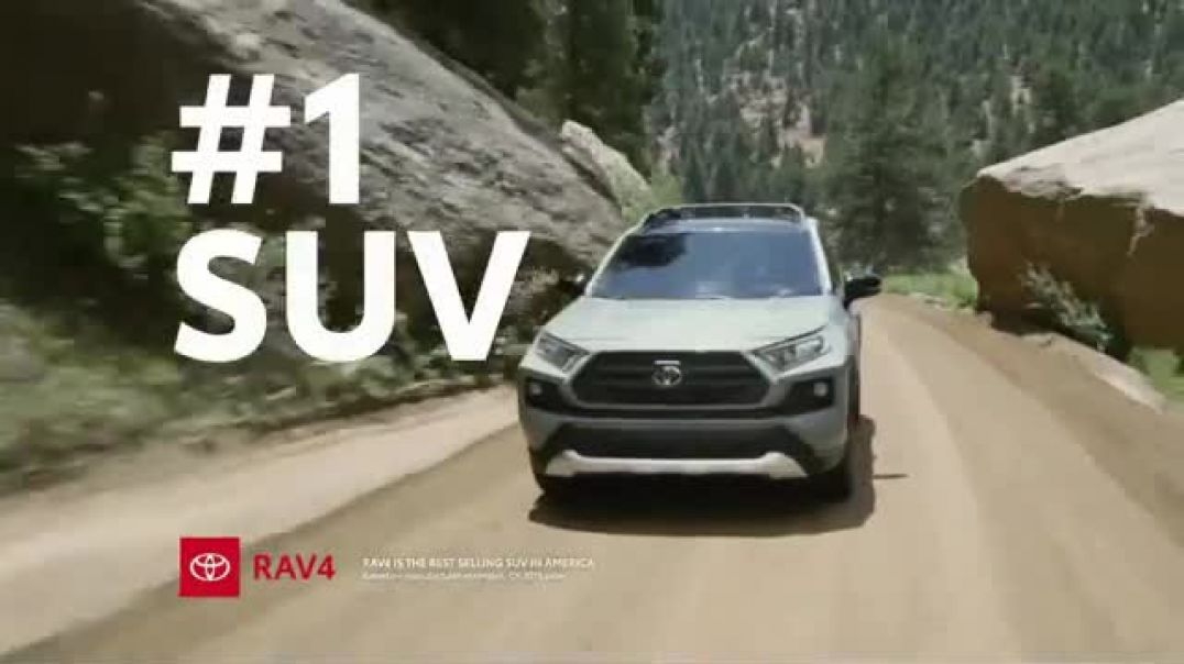 Toyota TV Commercial Ad, Number One RAV4.mp4