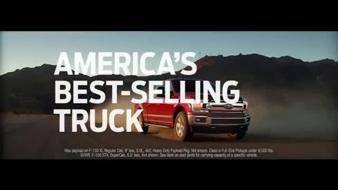 2019 Ford F150 TV Commercial Ad, Drive It Home Beast Mode Song by Queen