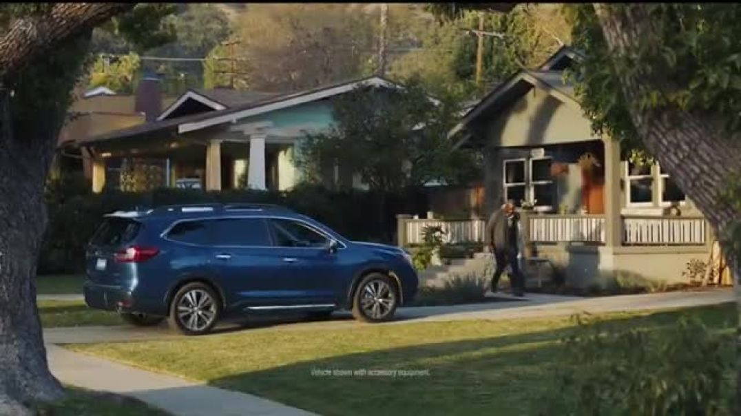 2020 Subaru Ascent TV Commercial Ad, A Big Day Out.mp4