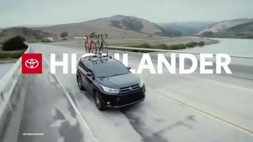 Toyota TV Commercial Ad, Never Stops Working Highlander.mp4