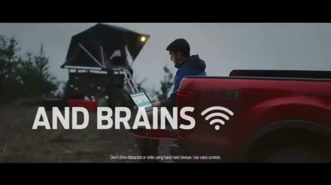2019 Ford Ranger TV Commercial Ad, Drive It Off the Grid Song by Little Richard