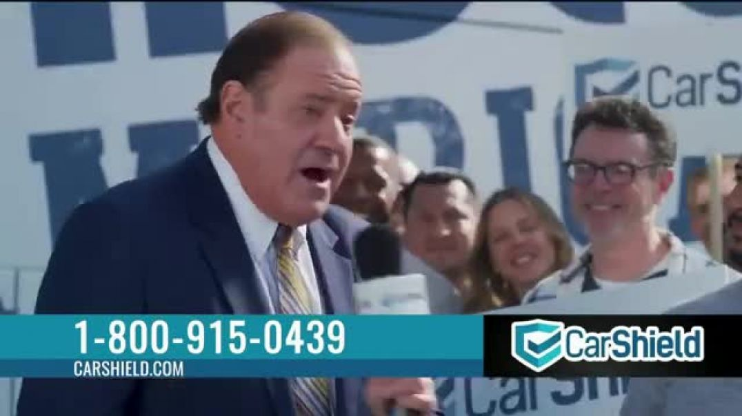 CarShield TV Commercial Ad, Drive Across America Featuring Chris Berman.mp4