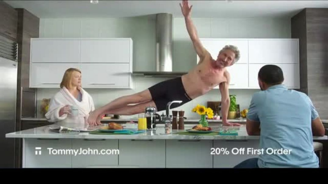 Tommy John TV Commercial Ad, Holidays 20 Percent Off First Order