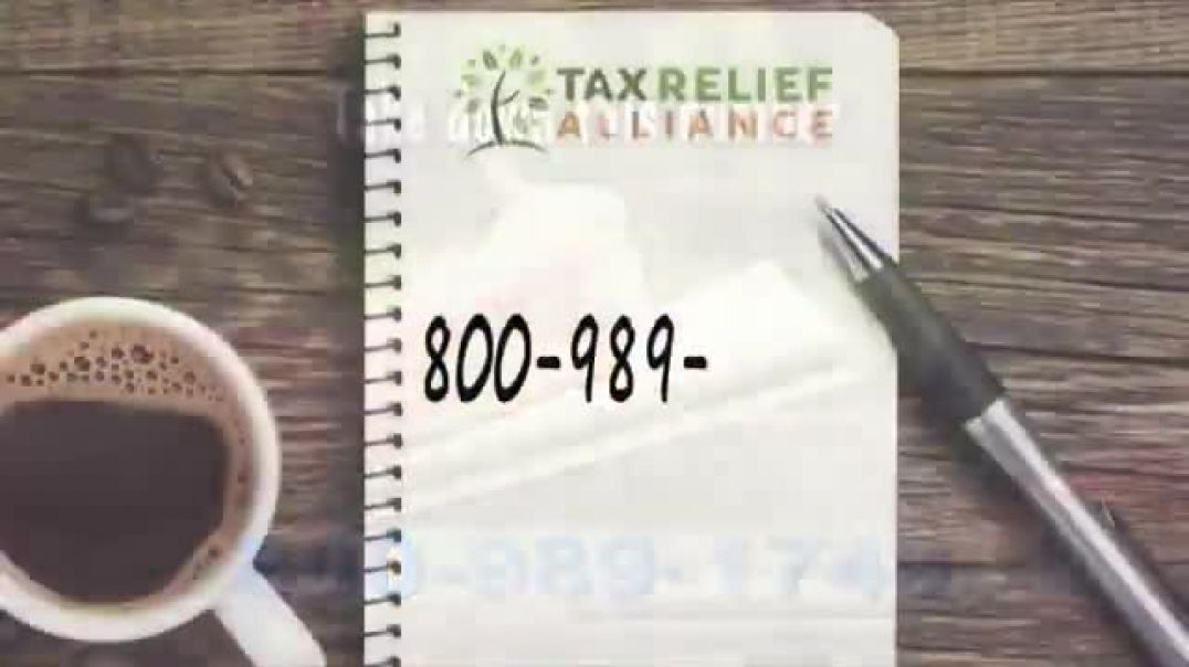 Tax Relief Alliance TV Commercial Ad, Free Info.mp4
