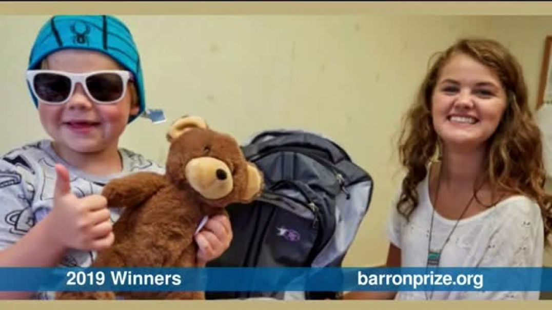 Gloria Barron Prize for Young Heroes TV Commercial Ad, Doing the Extraordinary 2020 Applications.mp4