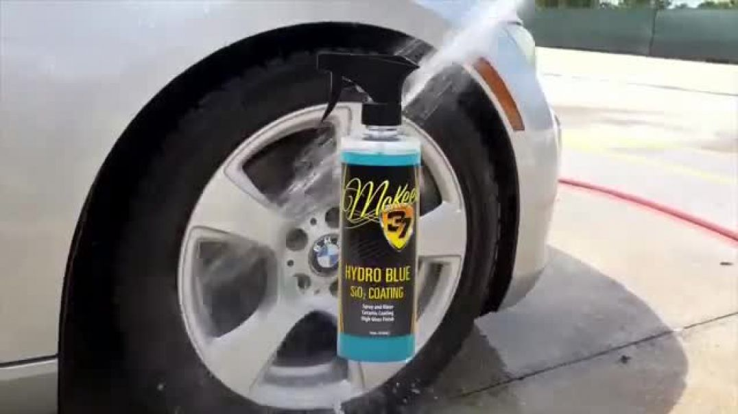 McKees 37 Hydro Blue Sio2 Coating TV Commercial Ad, Ceramic Coating