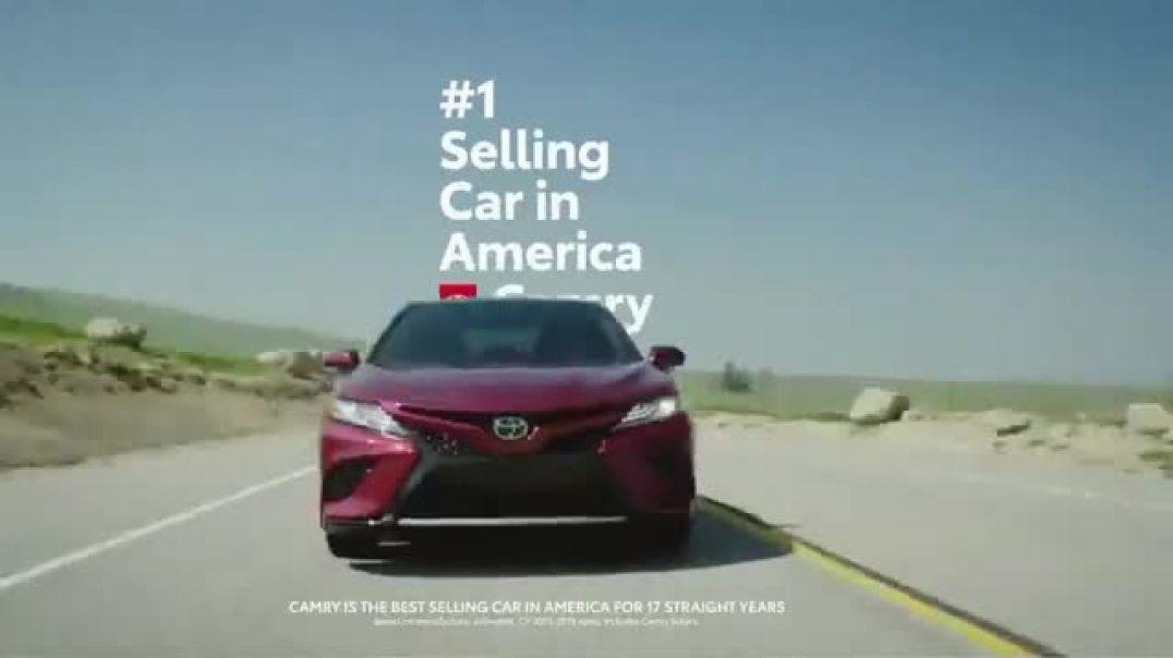 Toyota TV Commercial Ad, Never Stops Working Camry.mp4