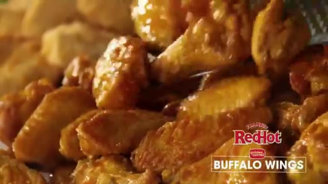 Golden Corral Wings & Rib Fest TV Commercial Ad, Just Like You Like Them.mp4