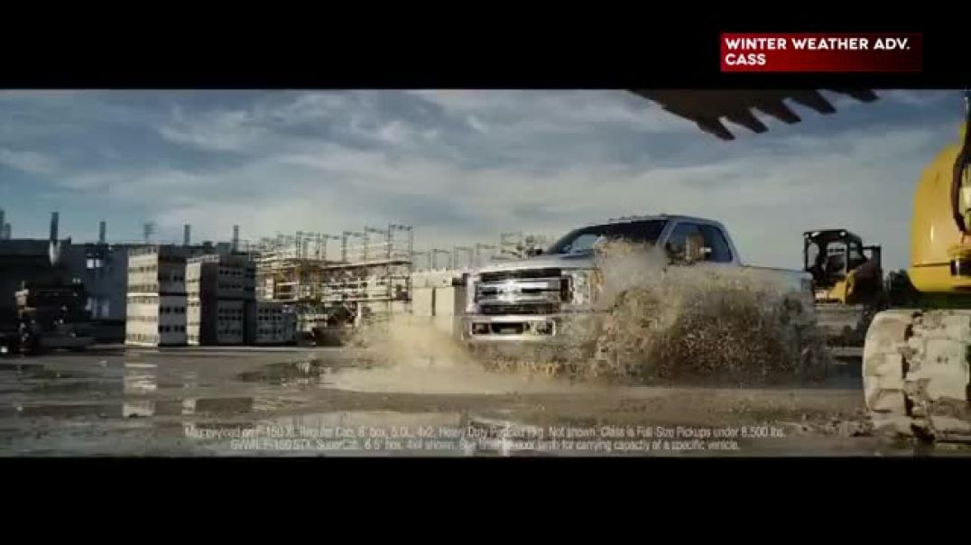 Ford Presidents Day Sales Event TV Commercial Ad, Drive It Home Beast Mode Song by Queen