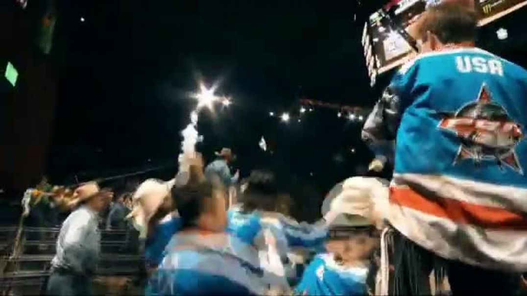Professional Bull Riders Global Cup USA TV Commercial Ad, Return to Arlington Song by SATV Music.mp4