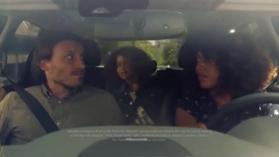 2020 Nissan Rogue TV Commercial Ad, Protection Song by The Babe Rainbow
