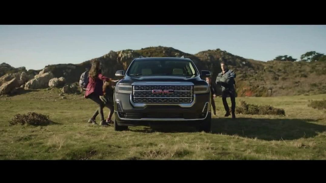 GMC Acadia TV Commercial Ad, Weekend Starts Now Song by Sugar Chile Robinson.mp4