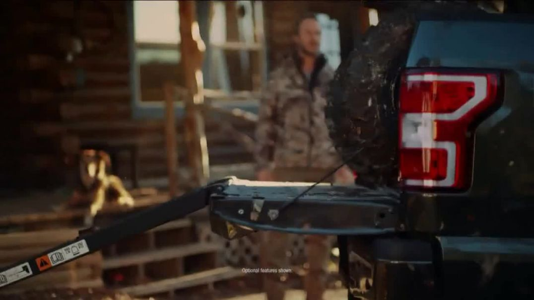 Ford Truck Month TV Commercial Ad, This Is Your Month Horseback Riding Song by Gary Clark Jr..mp4