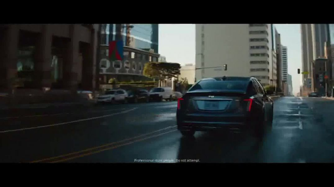 Cadillac TV Commercial, Finish Line Song by DJ Shadow feat. Run the Jewels Commercial.mp4
