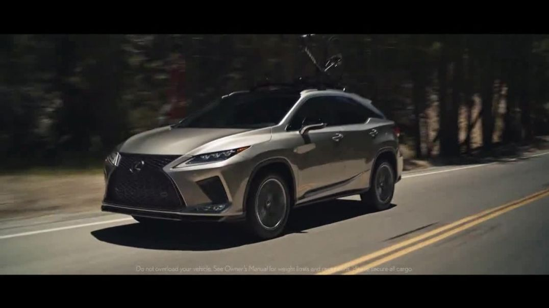 2020 Lexus RX TV Commercial, Fearless Leader Commercial.mp4