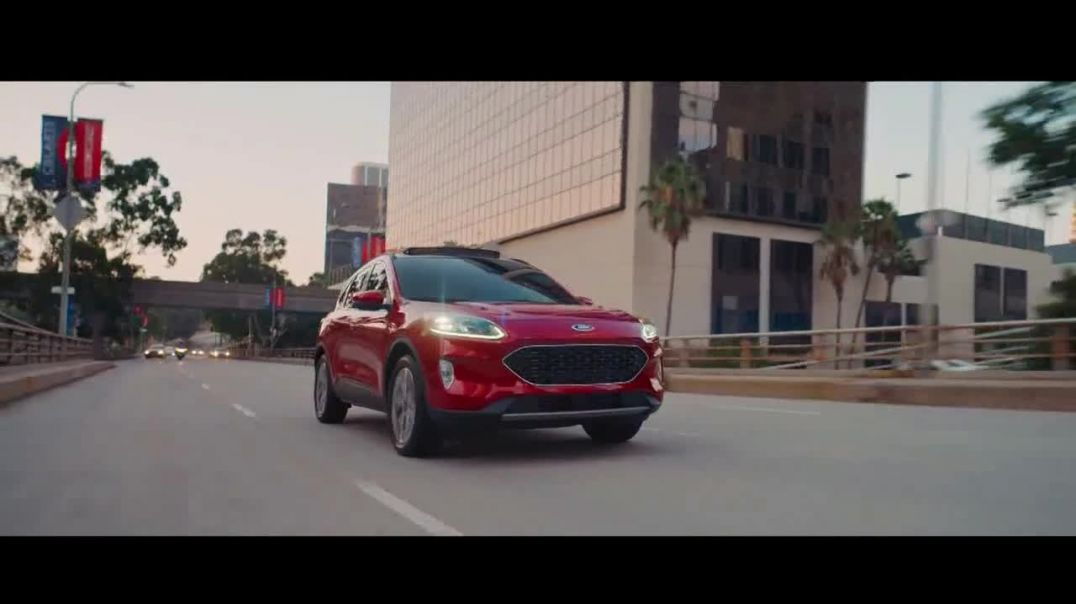 2020 Ford Escape TV Commercial, Smart Commercial.mp4