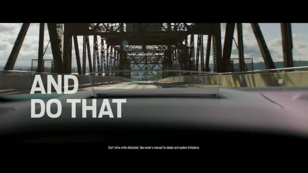 Ford TV Commercial Ad, Drive It Like You Can Do It All Song by Spencer Ludwig