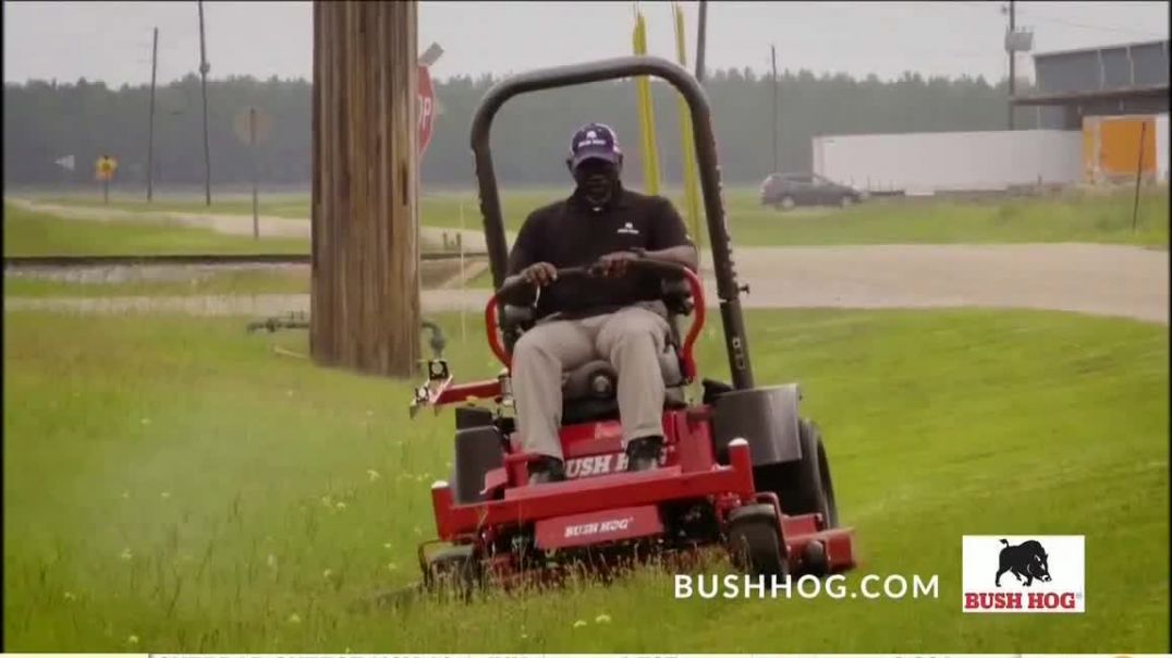 Bush Hog TV Commercial, Over 25 Years Commercial.mp4