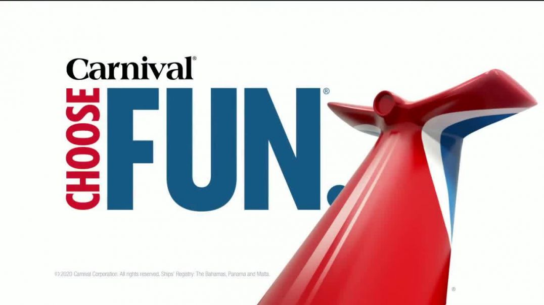 Carnival TV Commercial Ad, Try Anything Twice