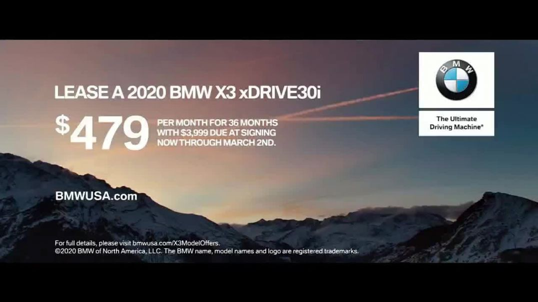 BMW TV Commercial, The Ultimate Range Commercial.mp4