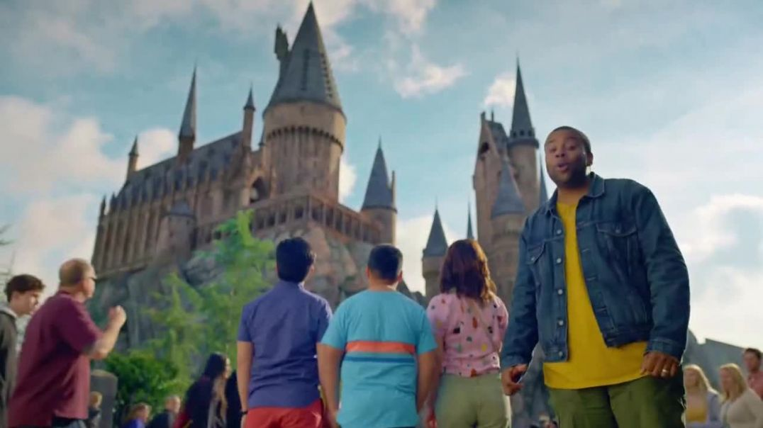 Universal Parks & Resorts TV Commercial Ad, Let Yourself Woah Featuring Kenan Thompson.m
