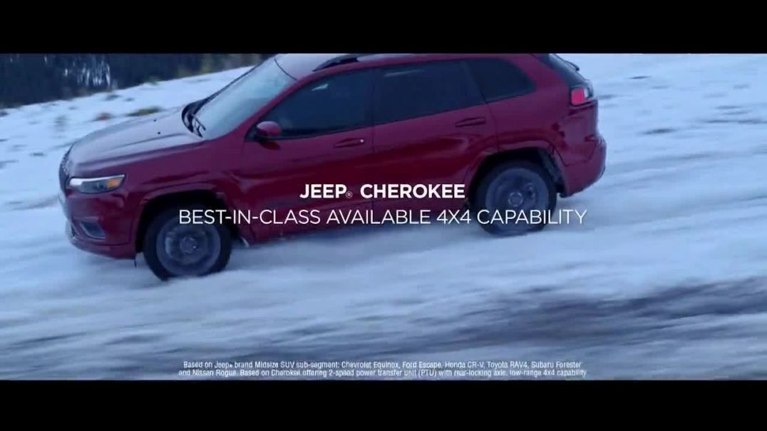 Jeep Presidents Day Event TV Commercial Ad, Oath of Adventure.mp4
