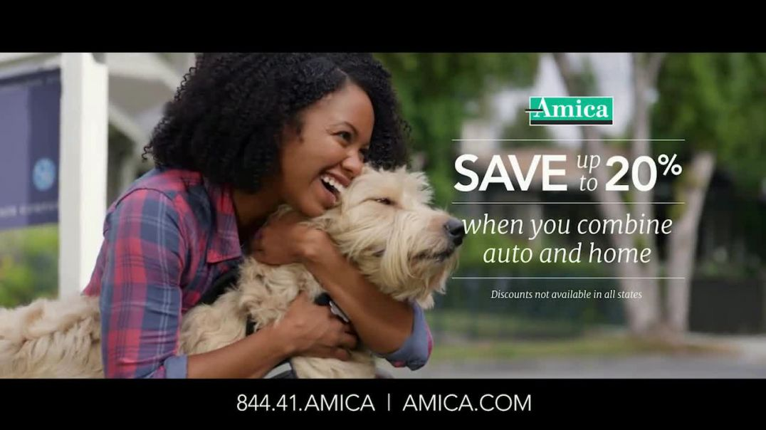 Amica Mutual Insurance Company TV Commercial Ad, Moving Out Auto & Home