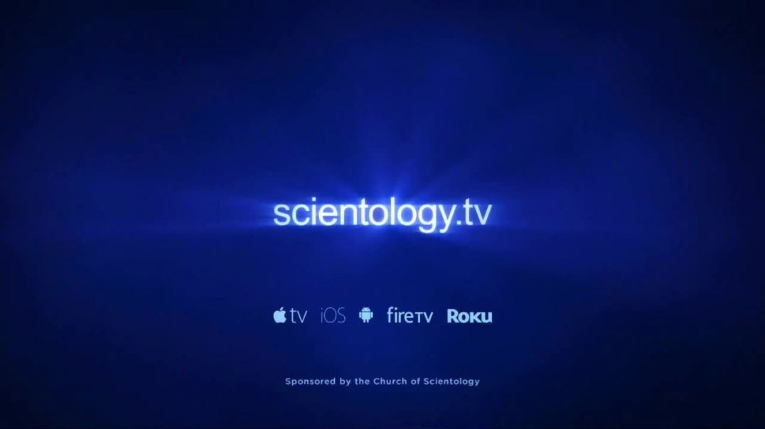 Official Church of Scientology TV Commercial Ad, Rediscover the Human Soul