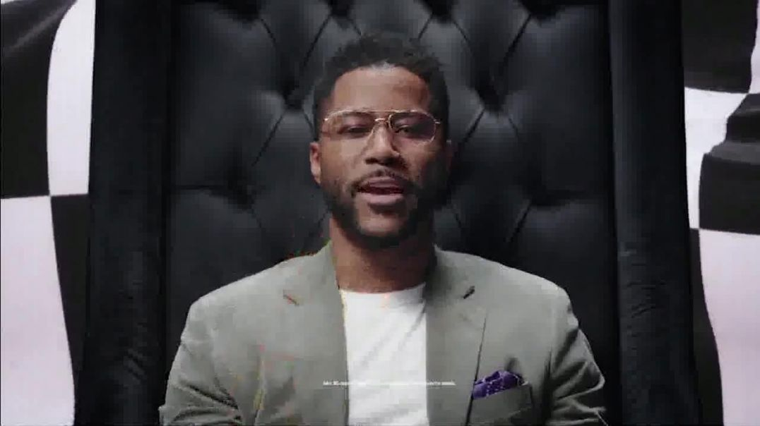 DraftKings TV Commercial Ad, Royalty is Earned $888888 Featuring Nate Burleson