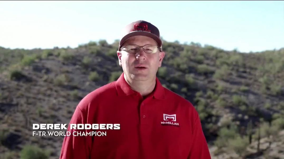 McMillan Fiberglass Stocks TV Commercial Ad, Extreme Long Range Featuring Derek Rodgers