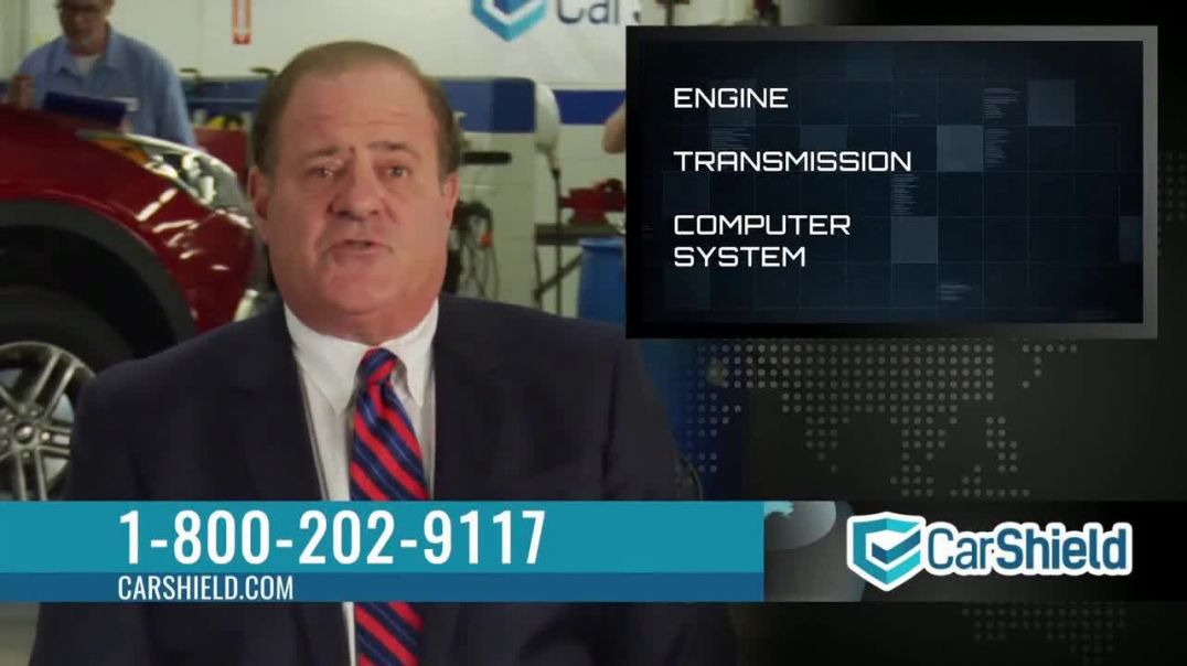 CarShield TV Commercial Ad, Auto Protection Show Featuring Chris Berman