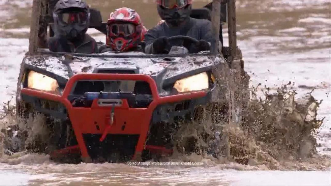 Polaris New Years Sales Event TV Commercial Ad, A Year to Remember