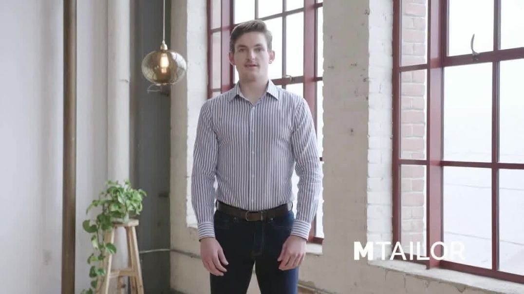 MTailor TV Commercial Ad, Measurement From Your Phone