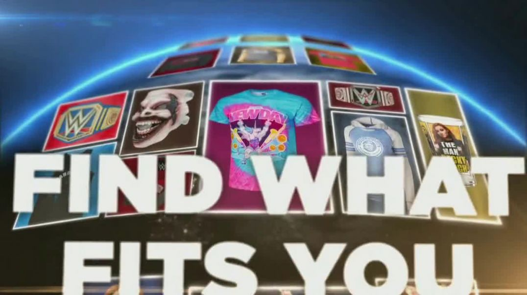 WWE Shop TV Commercial Ad, Join the Universe Championship Title Savings Song by Krissie Karlsson