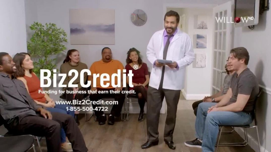 Biz2Credit TV Commercial Ad, Small Business With a Smile