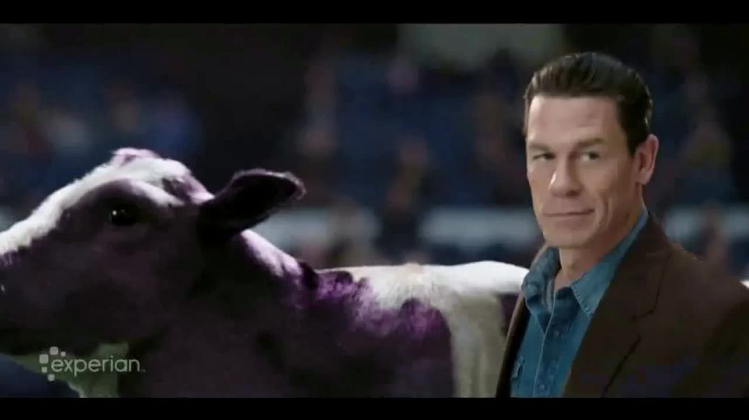 Experian Boost TV Commercial Ad, Boost in Show Featuring John Cena