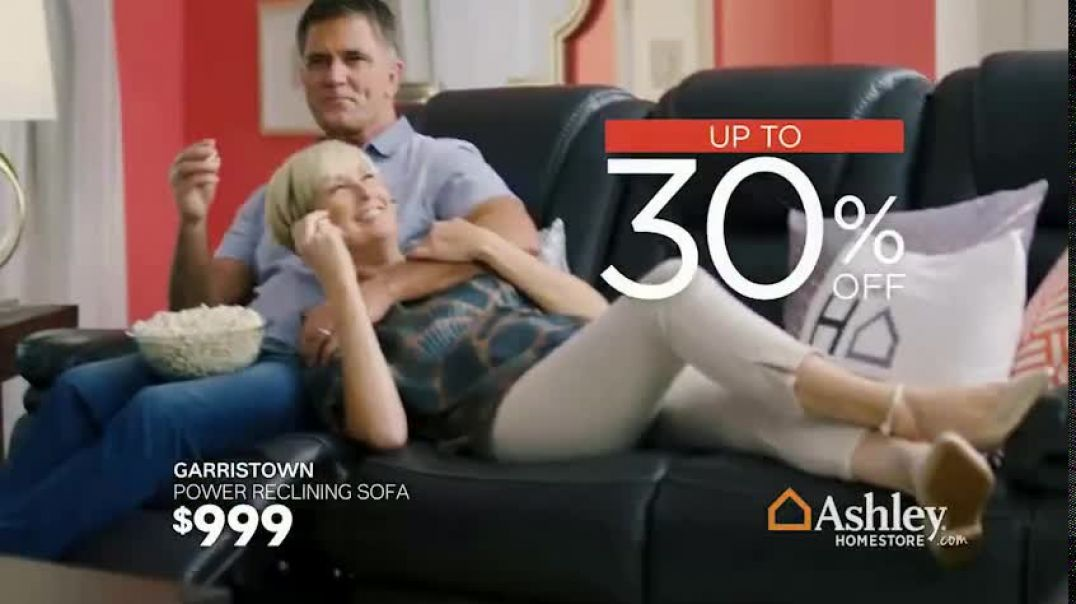 Ashley HomeStore Presidents Day Sale TV Commercial Ad, Extended Additional 10 Percent Off Song by Mi