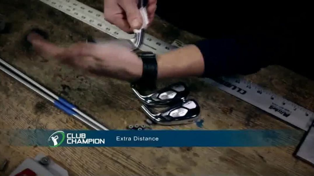 Club Champion TV Commercial Ad, Combinations Featuring Jordan Spieth