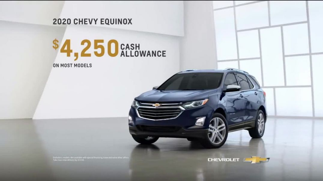 2020 Chevrolet Equinox TV Commercial Ad, How It Works
