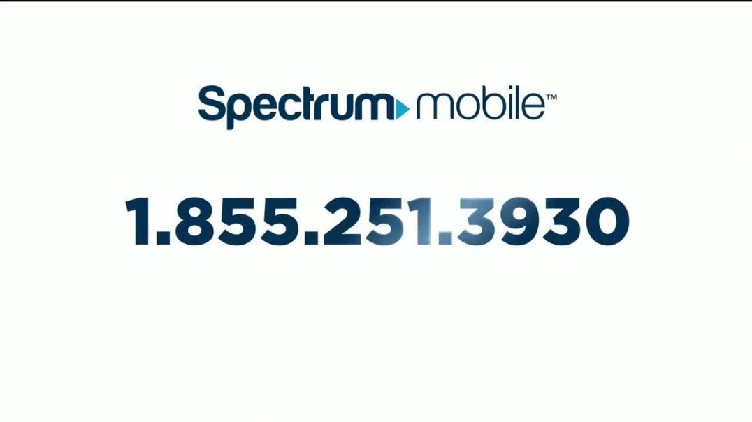 Spectrum Mobile TV Commercial Ad, Plan ilimitado $45 dólares