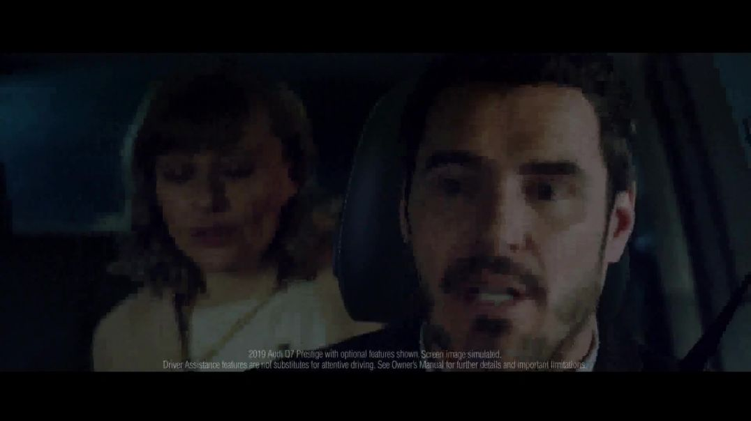Audi Friends and Family Program TV Commercial Ad, Sneaking Up