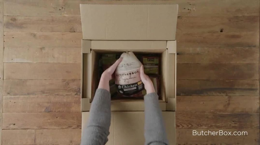 ButcherBox TV Commercial Ad, What Goes Into a ButcherBox Free Filet Mignon & Bacon