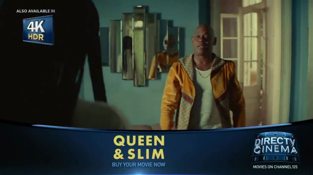 DIRECTV Cinema TV Commercial Ad, Queen & Slim Song by Bee Gees