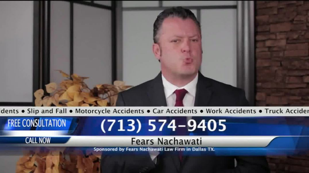 Fears Nachawati TV Commercial Ad, Live Legal Help Now