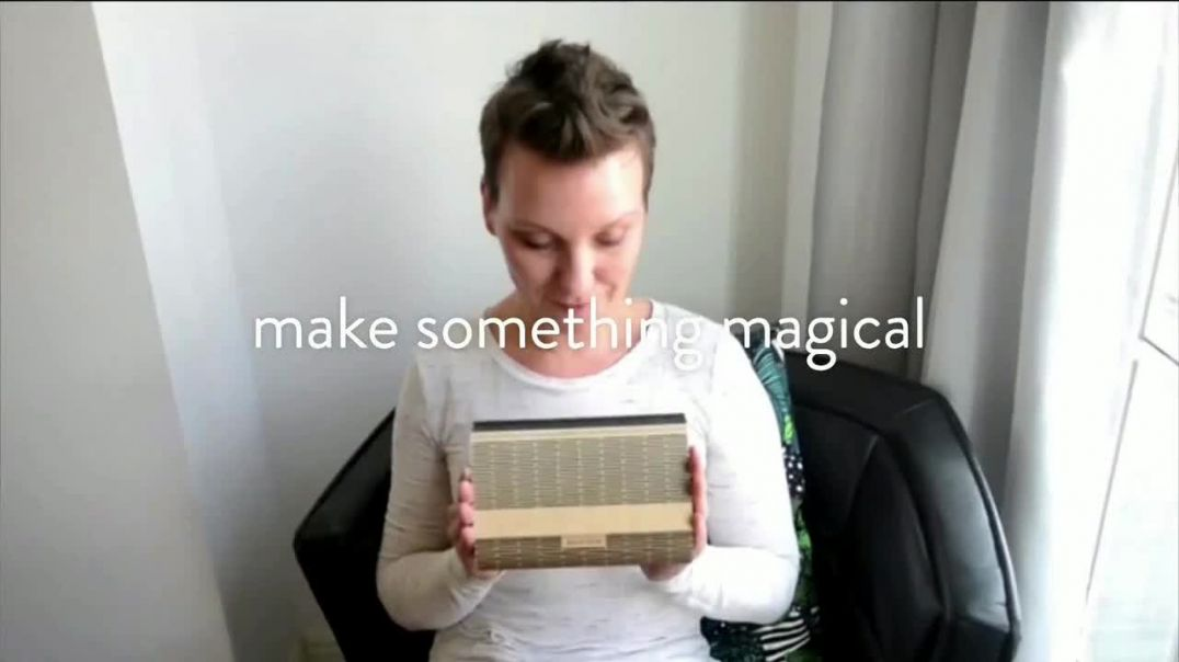 Glowforge TV Commercial Ad, Make Something Magical