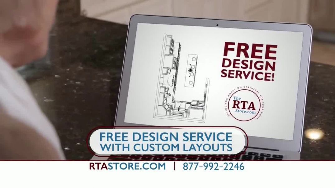 The RTA Store TV Commercial Ad, Nows the Time
