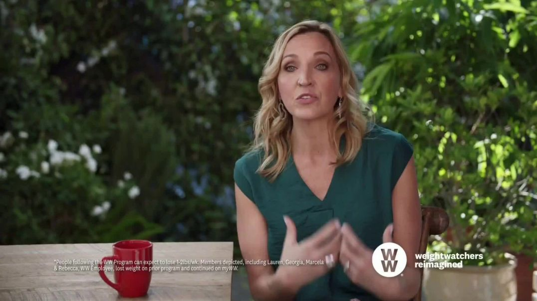 myWW TV Commercial Ad, Member Success Triple Play Cookbook