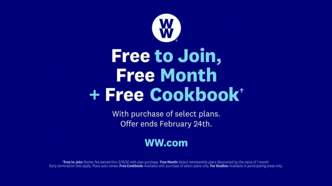 myWW TV Commercial Ad, Oprahs Favorite Thing Clink Triple Play Cookbook